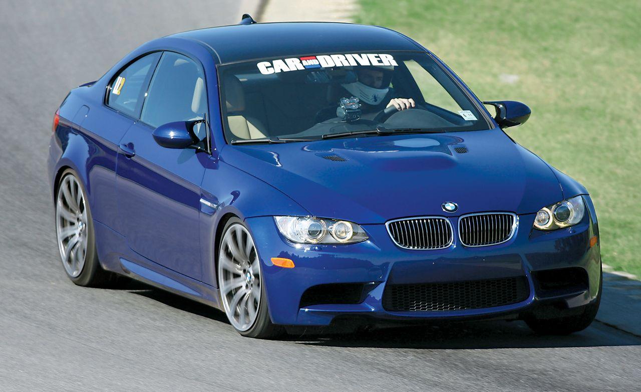 LL2: 2008 BMW M3