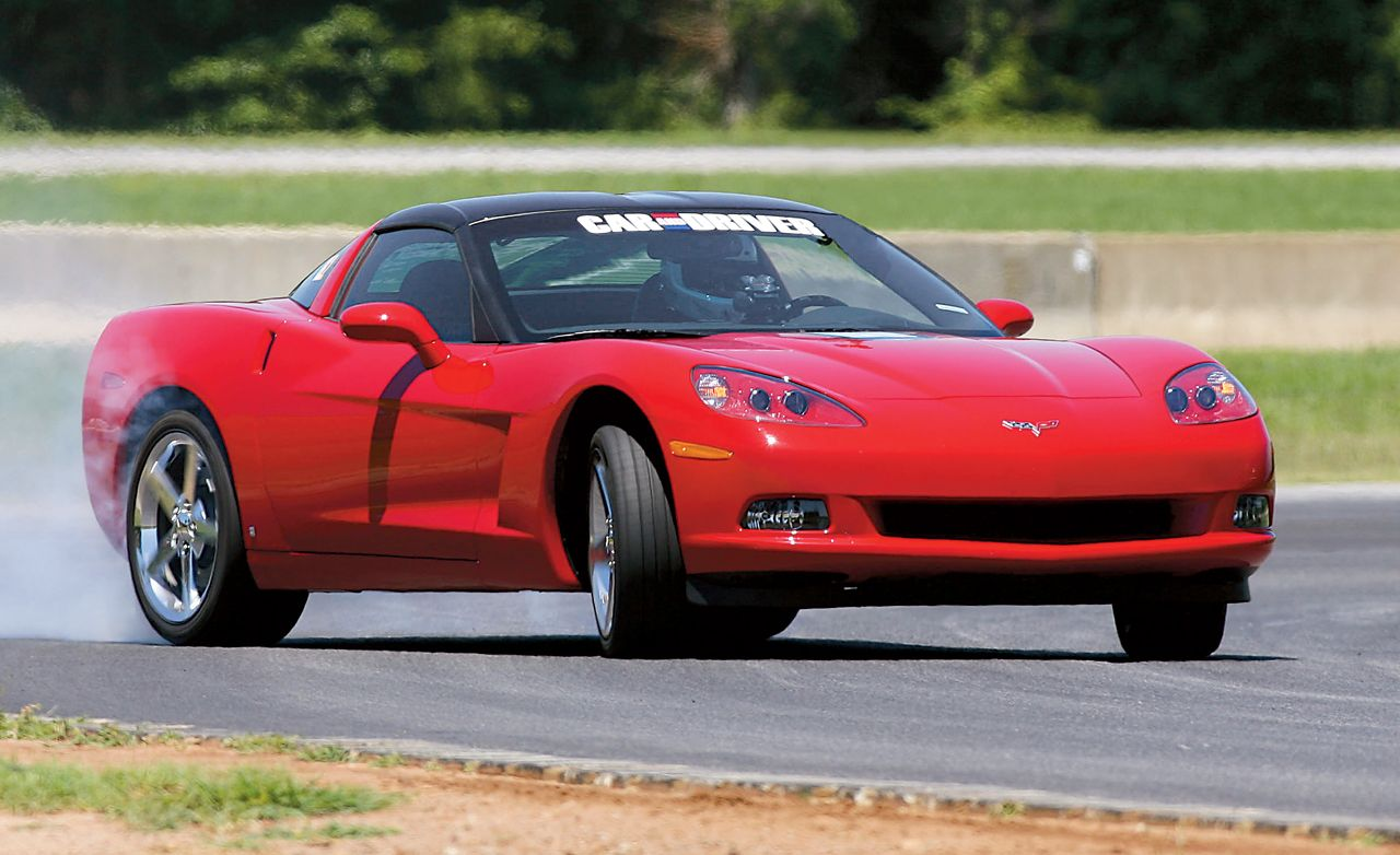 LL2: 2008 Chevrolet Corvette Z51
