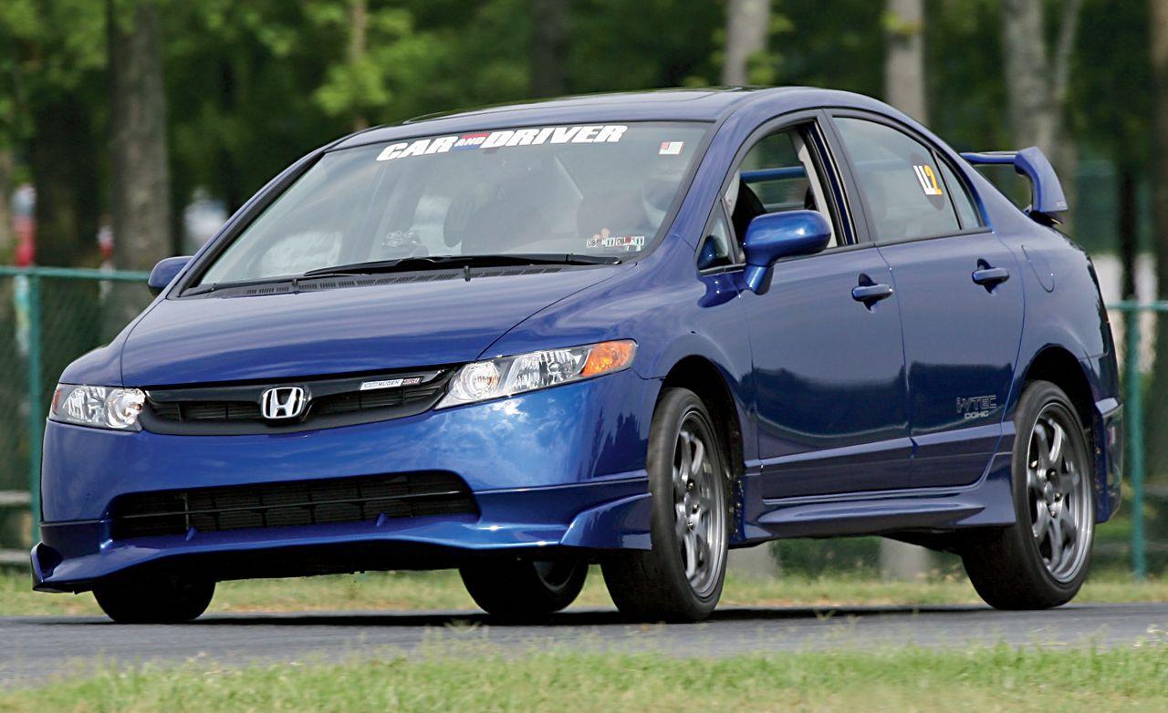 LL2: 2008 Honda Civic Mugen Si