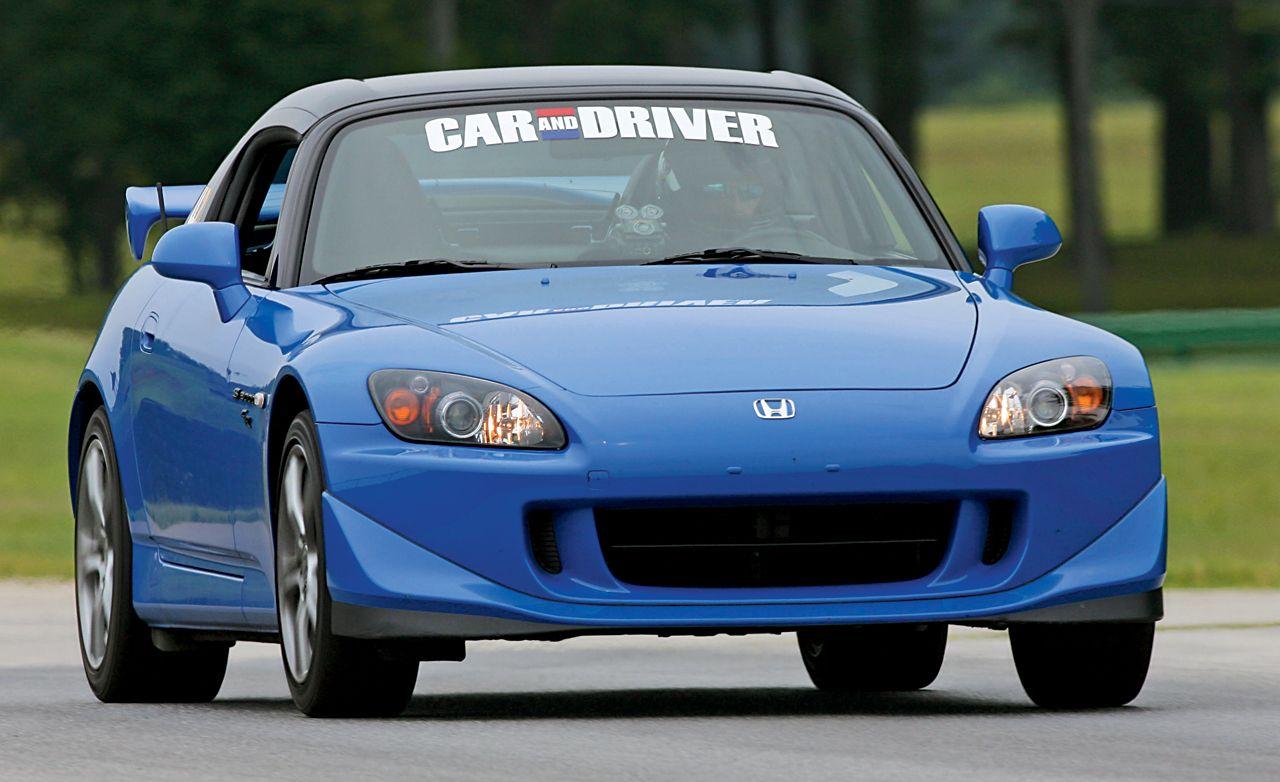 LL2: 2008 Honda S2000 CR