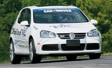 LL2: 2008 Volkswagen R32