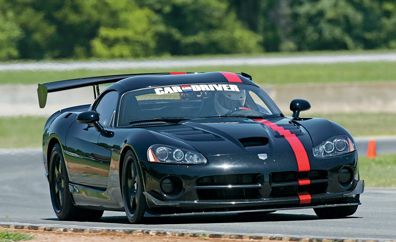 LL3: 2008 Dodge Viper SRT10 ACR