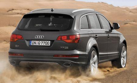 2009 Audi Q7 V12 TDI Diesel