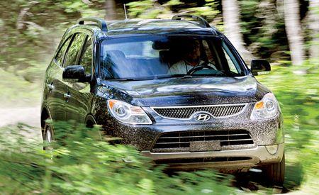 2008 Hyundai Veracruz Limited AWD