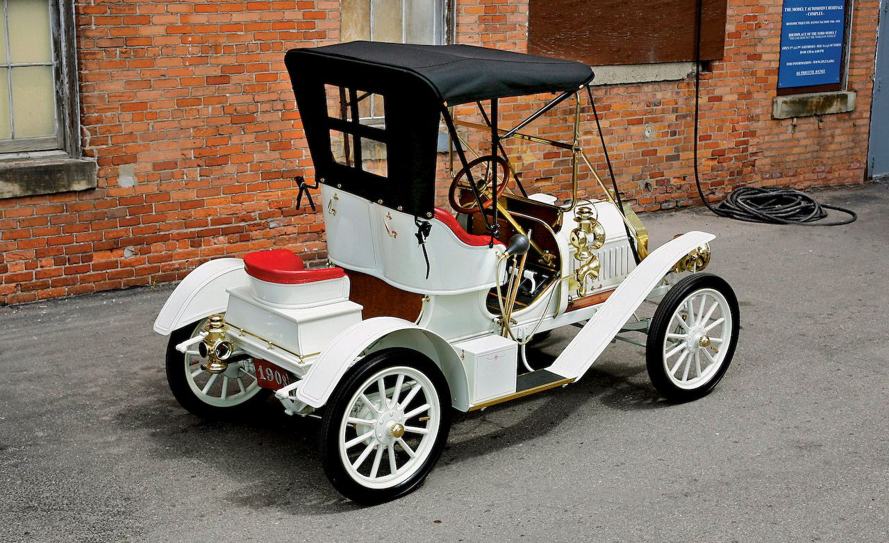 1908 Buick Model 10 Roadster