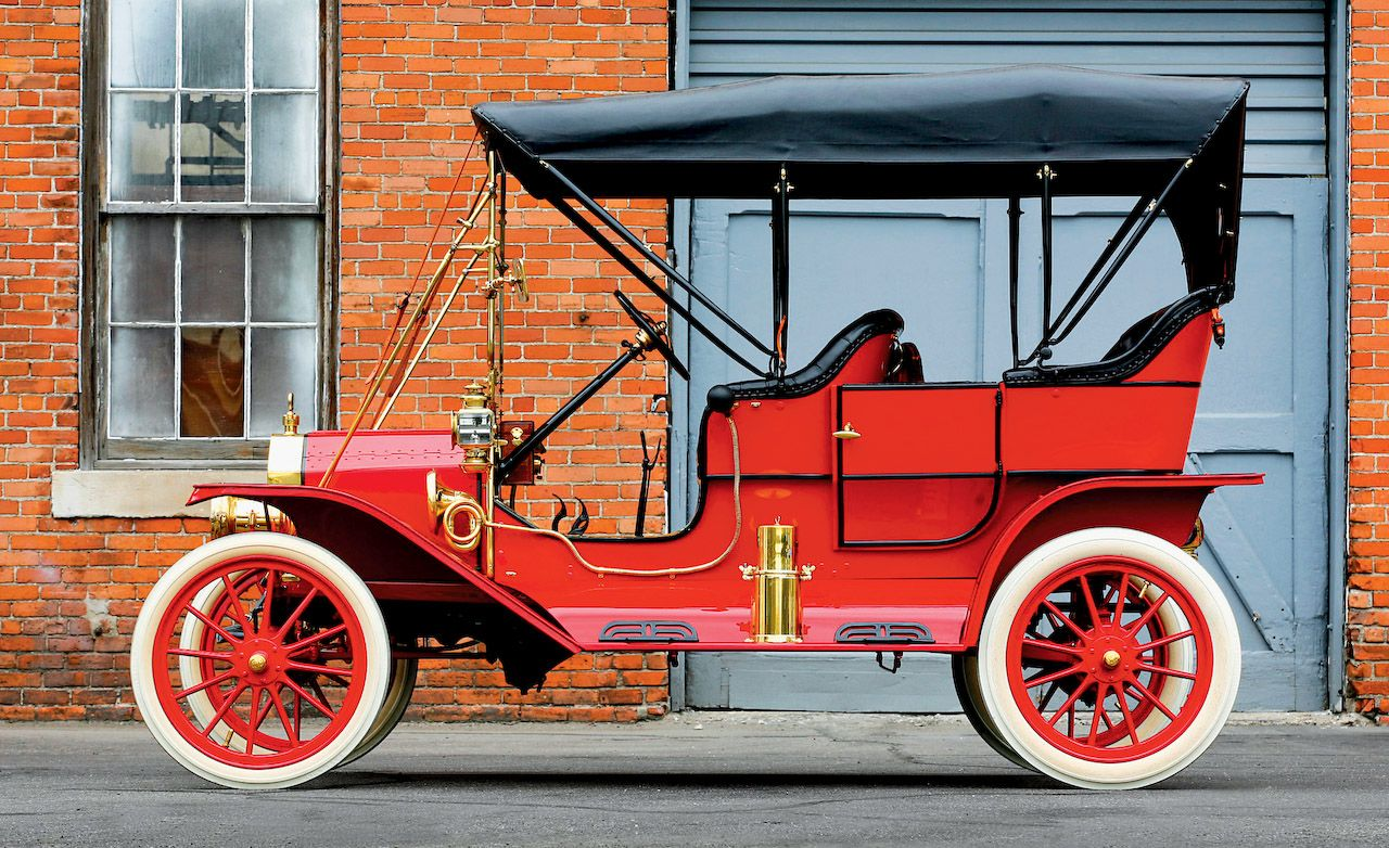 Whats My Car Worth Cast >> 1909 Ford Model T Touring
