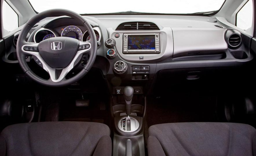 2010 Honda Fit Sport - Slide 6