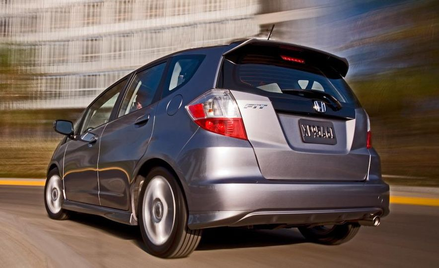 2010 Honda Fit Sport - Slide 1