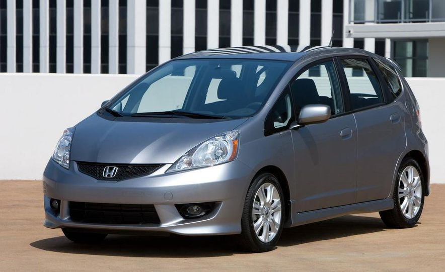 2010 Honda Fit Sport - Slide 3