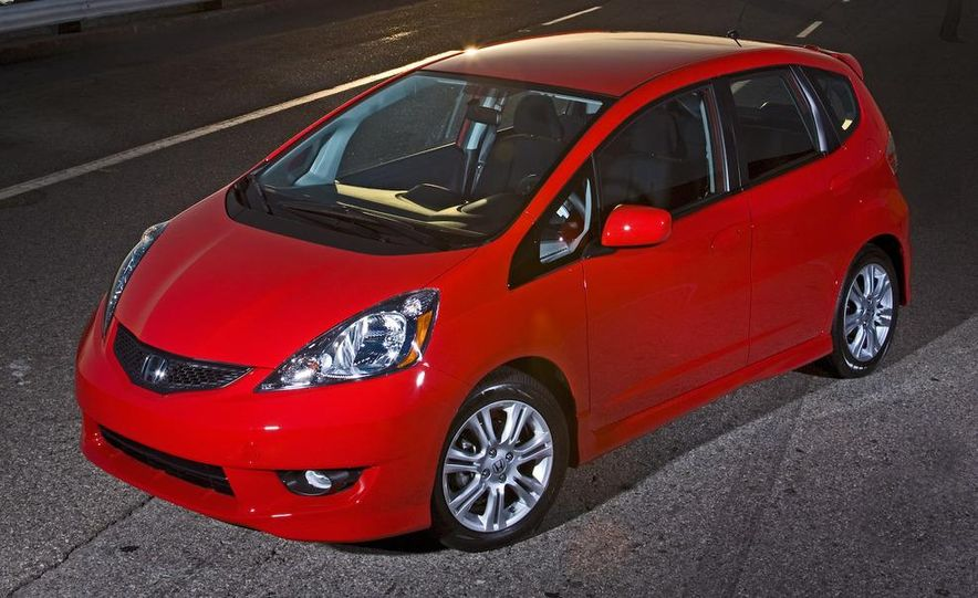 2010 Honda Fit Sport - Slide 11