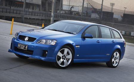 Holden SS V-Series Sportwagon