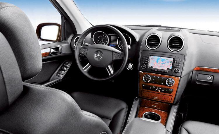 2008 Mercedes-Benz GL320 CDI 4MATIC