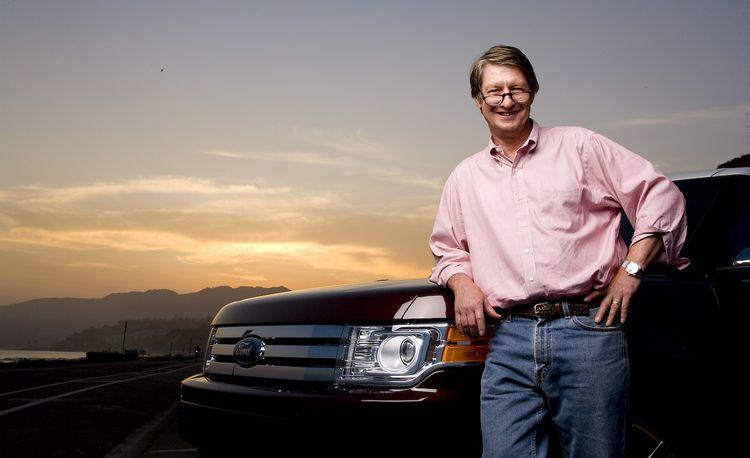 2009 Ford Flex: The O'Rourkes do Utah's Lower Left