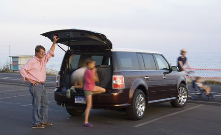 2009 Ford Flex: The O'Rourkes do Utah's Lower Left