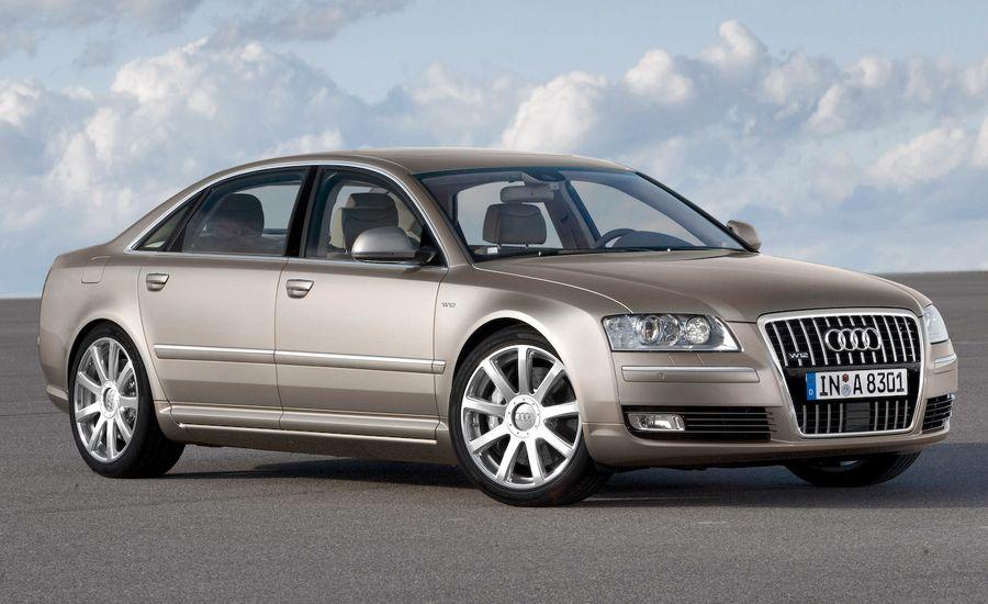 2009 Audi A8 W-12