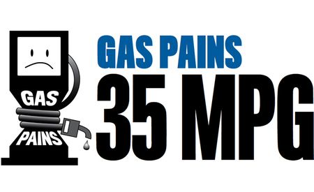 Gas Pains: Destination: 35 MPG