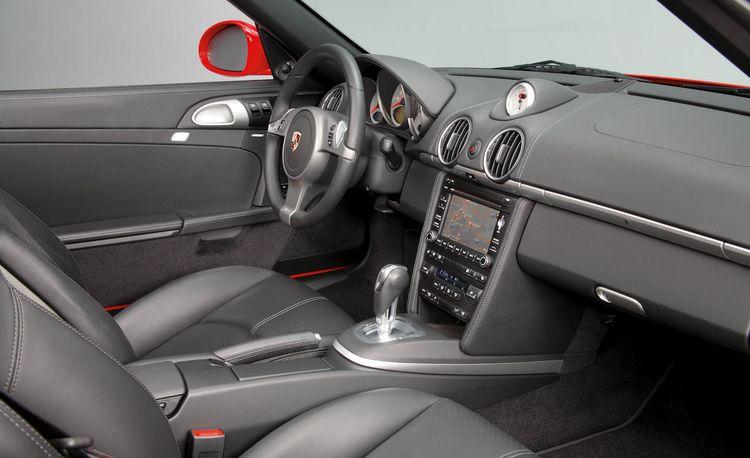2009 Porsche Boxster S PDK