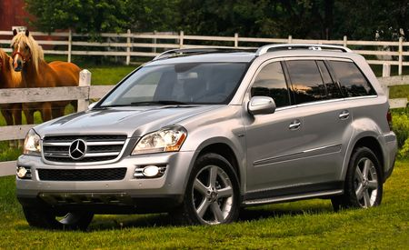 2009 Mercedes-Benz GL320 BlueTec
