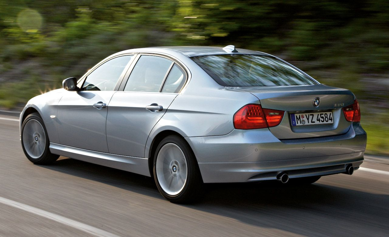 '09 BMW 3-series / M3 Sedan, Coupe, Wagon, and Cabrio