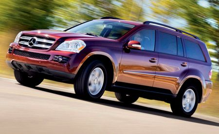 2008 Mercedes-Benz GL320 CDI 4MATIC