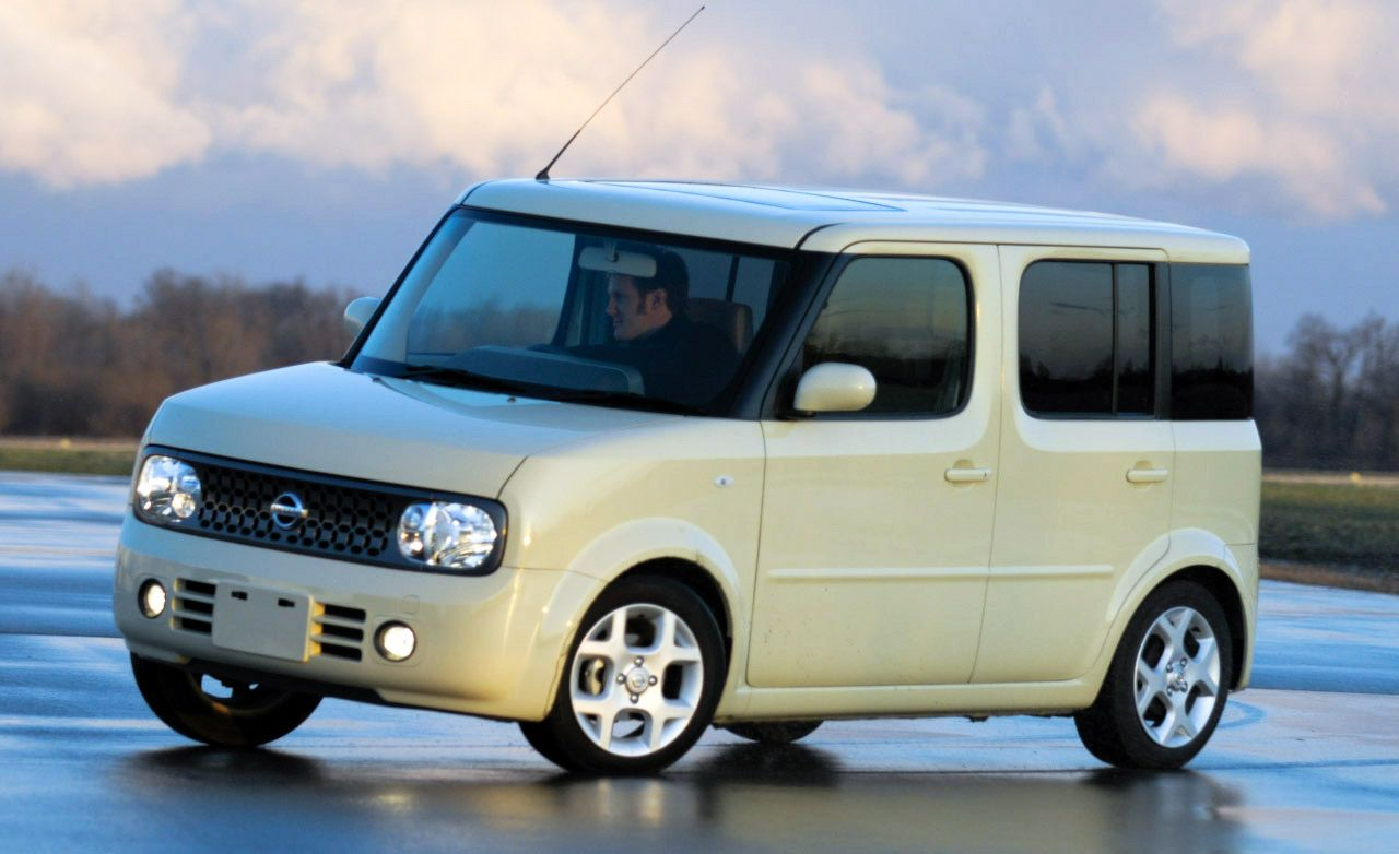 2008 nissan cube e 4wd. Black Bedroom Furniture Sets. Home Design Ideas