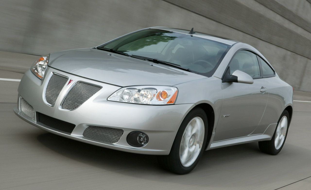 Pontiac pontiac gxp specs : 2008 Pontiac G6 GXP | Short Take Road Test | Reviews | Car and Driver