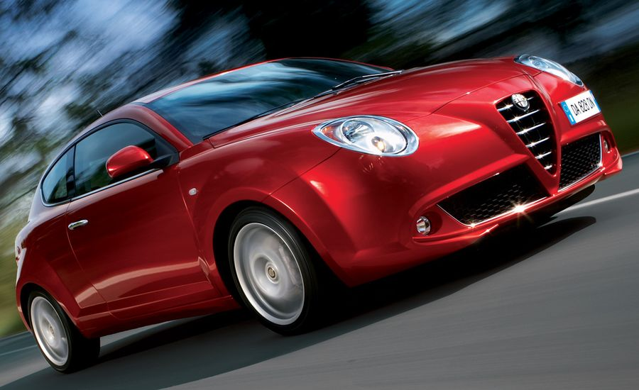 2009 alfa romeo mito mini test road test review car and driver. Black Bedroom Furniture Sets. Home Design Ideas