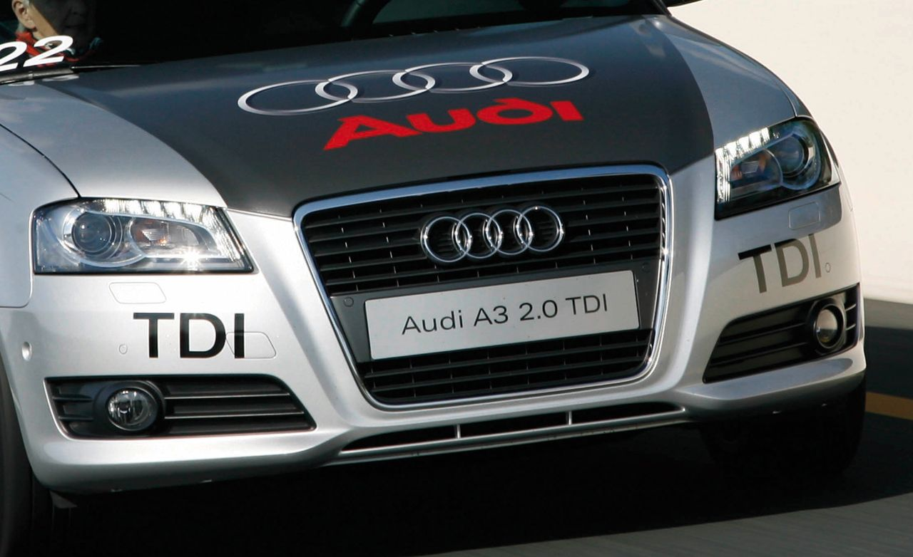2009 Audi A3 20 TDI  First Drive Review  Reviews  Car and Driver