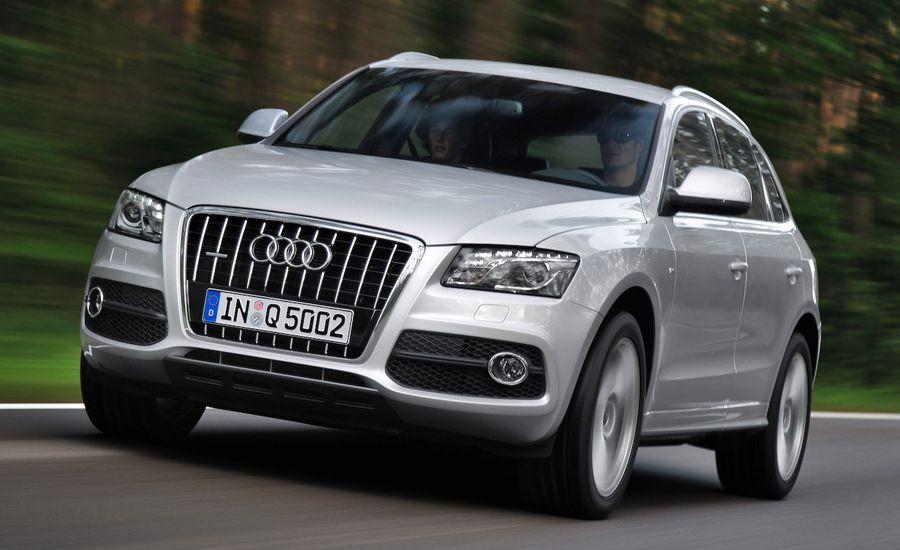 Audi Q Quattro - Is audi q5 a good car