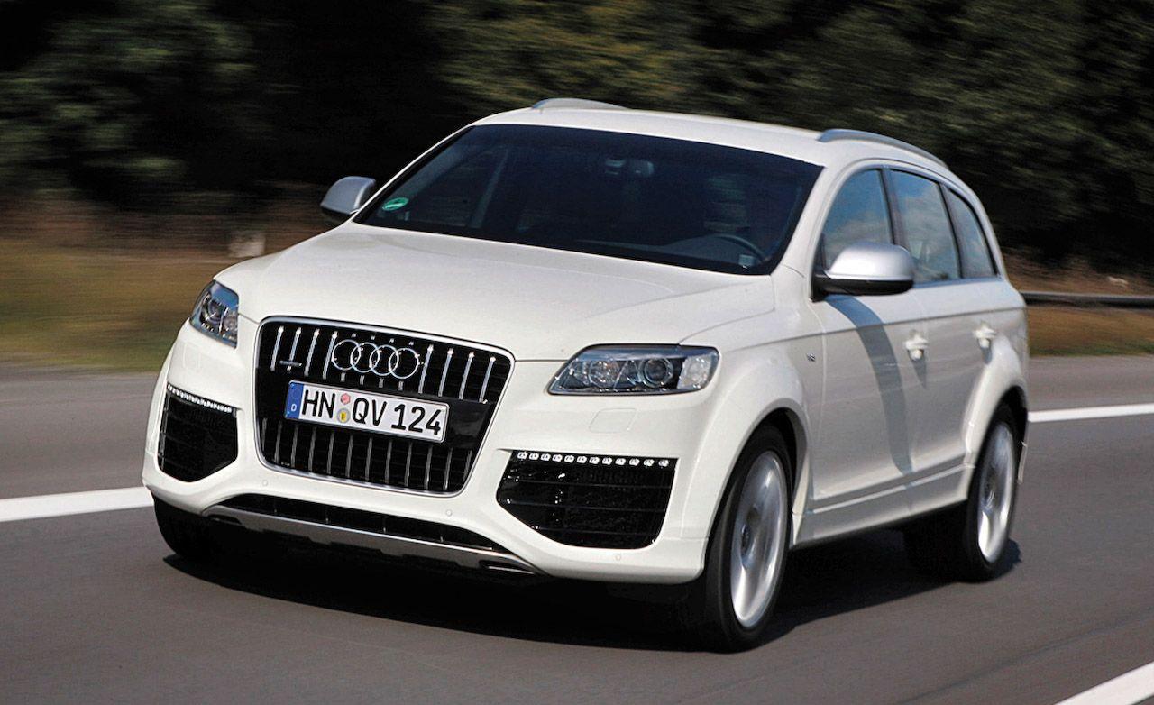2009 Audi Q7 V12 TDI Diesel | Review | Car and Driver