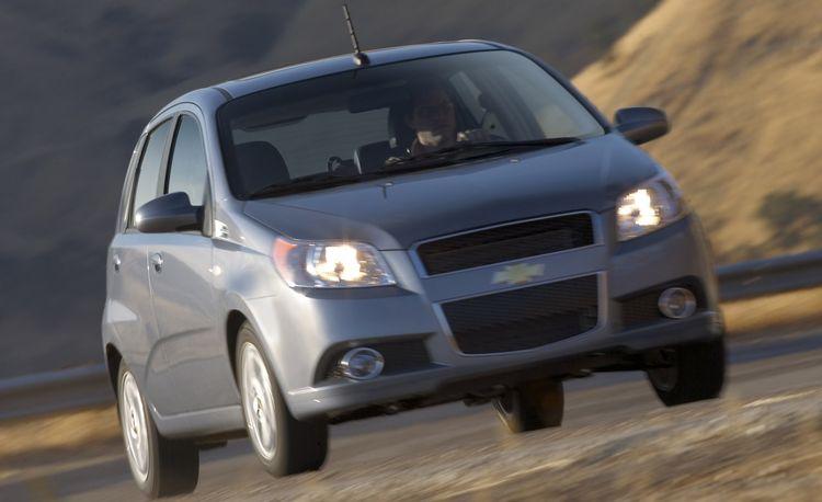 2009 Chevrolet Aveo / Aveo5