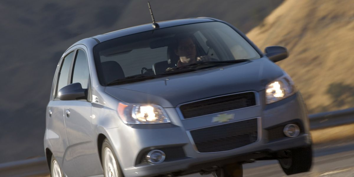 2009 Chevrolet Aveo Aveo5 8211 Review 8211 Car And Driver
