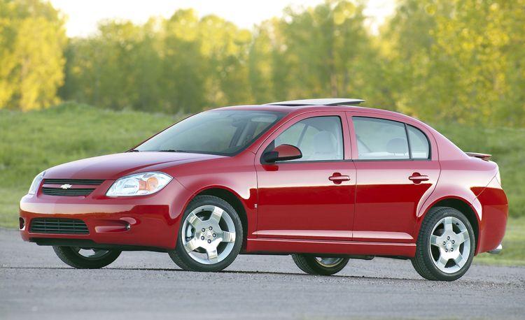 2009 Chevrolet Cobalt / Cobalt SS