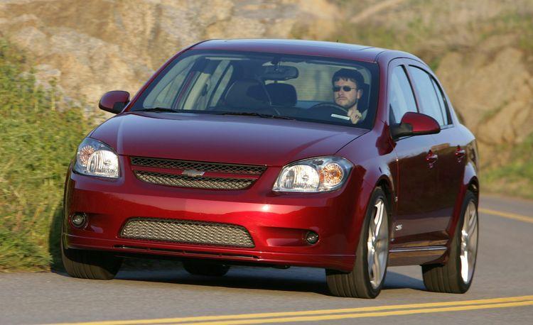 2009 Chevrolet Cobalt SS