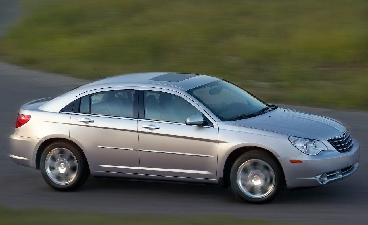 Chrysler sebring 2008 reviews