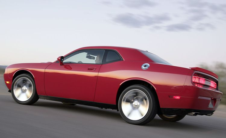2009 Dodge Challenger R/T Manual