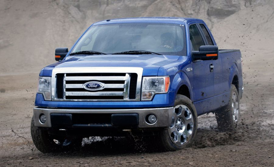 2009 ford f 150. Black Bedroom Furniture Sets. Home Design Ideas