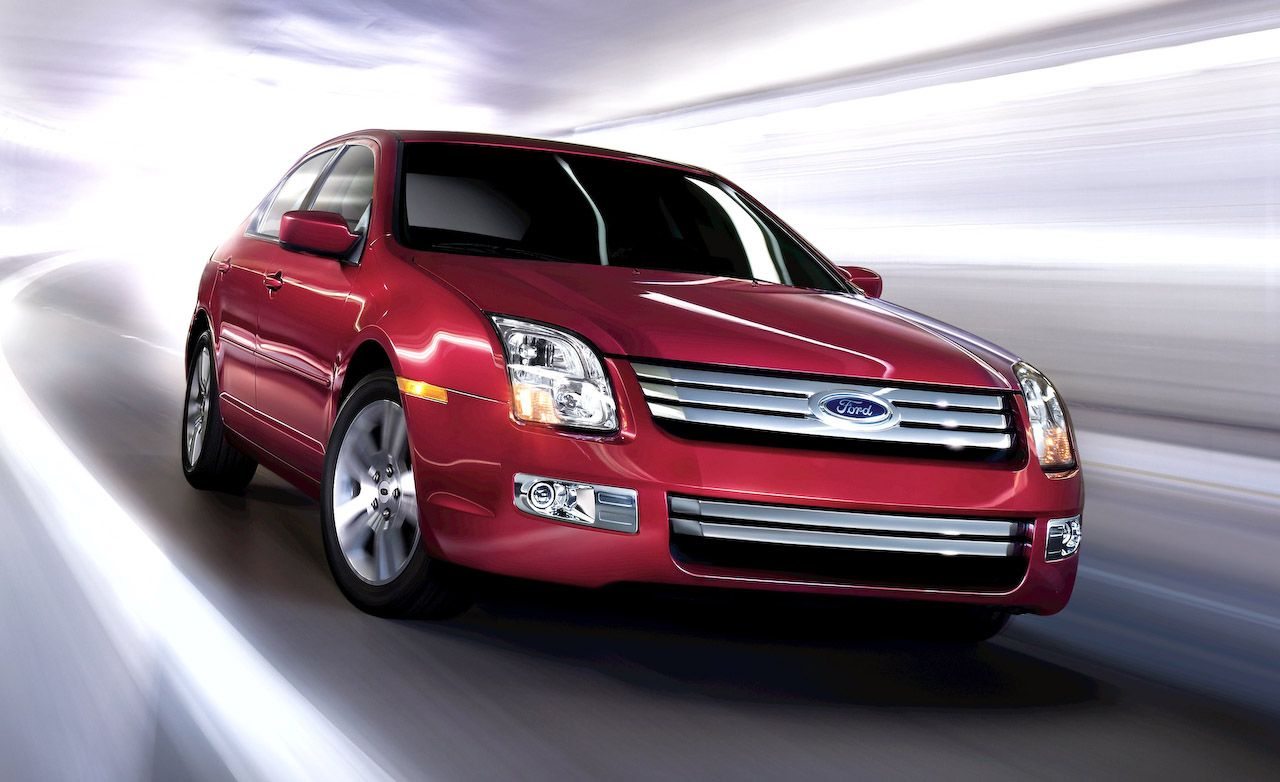 2009 Ford Fusion Review Reviews Car And Driver