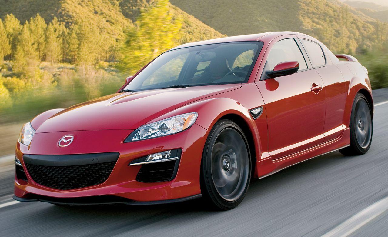 Mazda rx8 2009 price