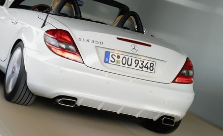 2009 Mercedes-Benz SLK350