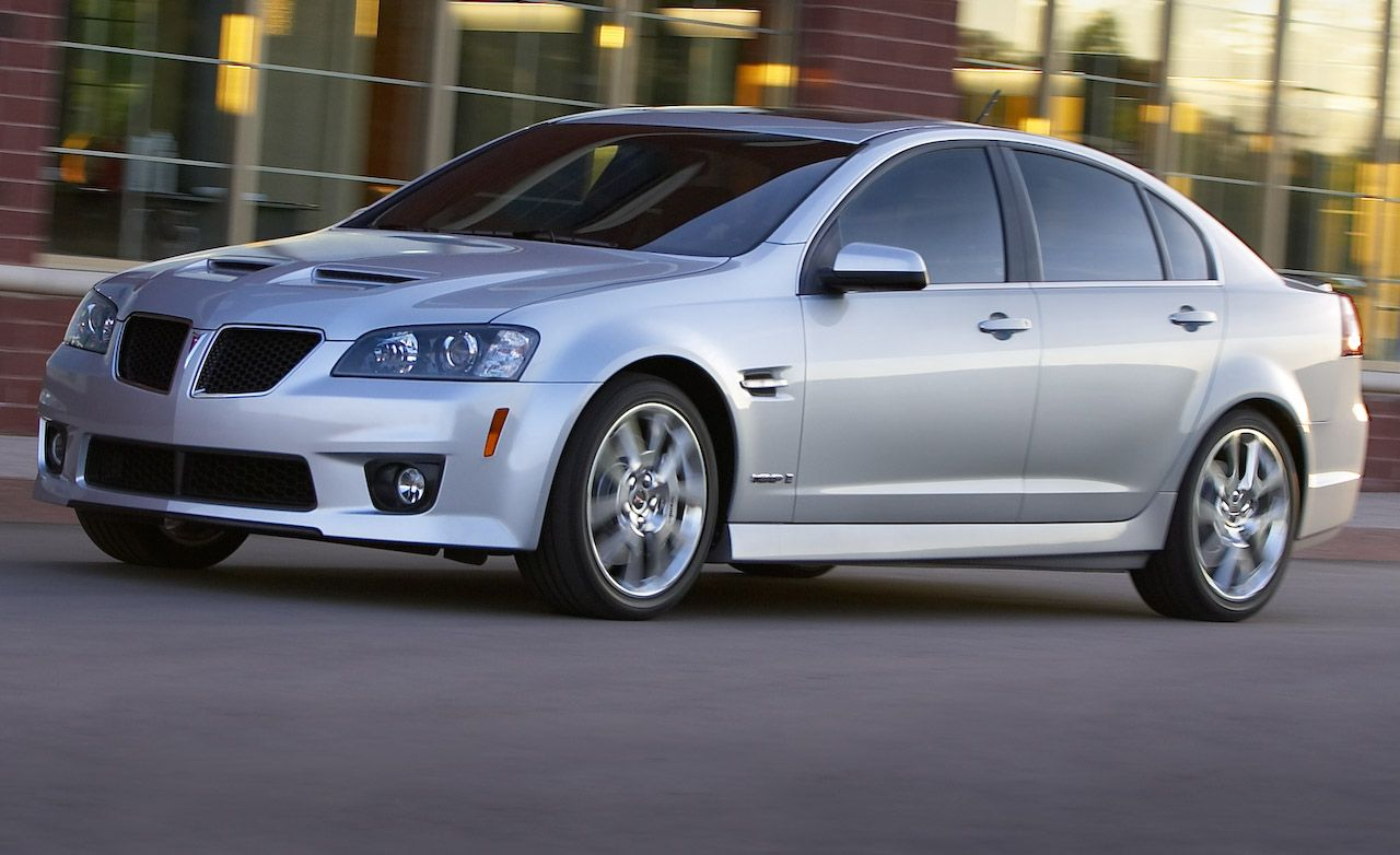 2008 Corvette For Sale >> 2009 Pontiac G8 GXP