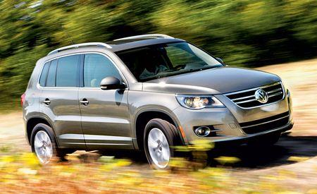 2009 Volkswagen Tiguan SEL 2.0T 4MOTION