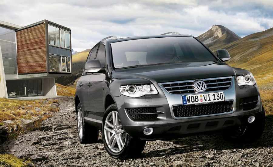 2009 Volkswagen Touareg 30 TDI Diesel  First Drive Review