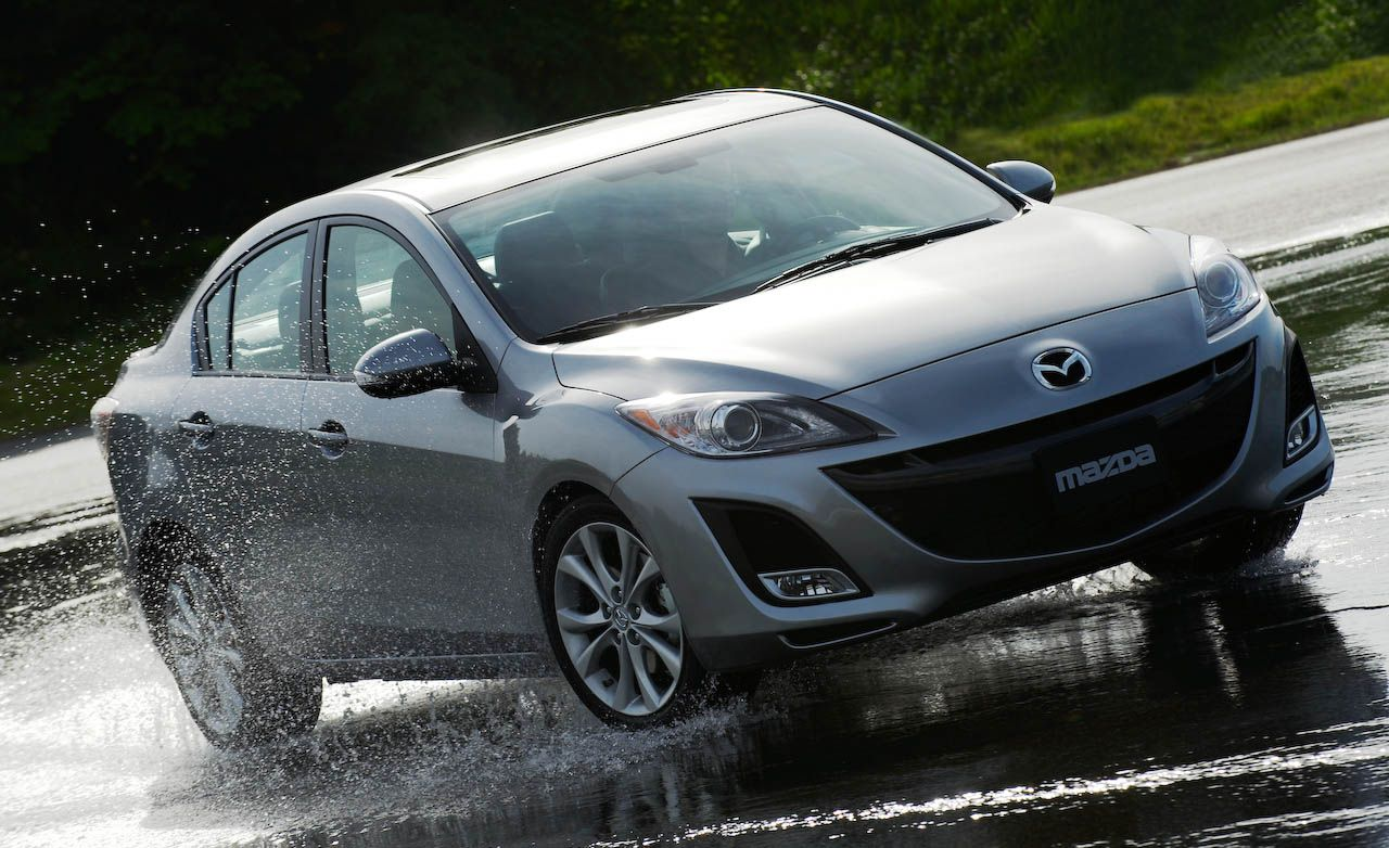 2010 mazda 3 rh caranddriver com Mazda 3 Hatchback Manual Mazda 3 Hatchback Manual