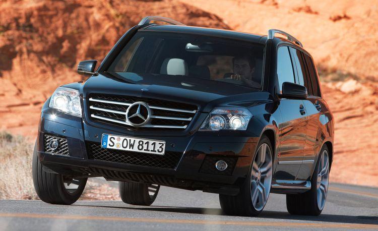 2010 Mercedes-Benz GLK350 4MATIC
