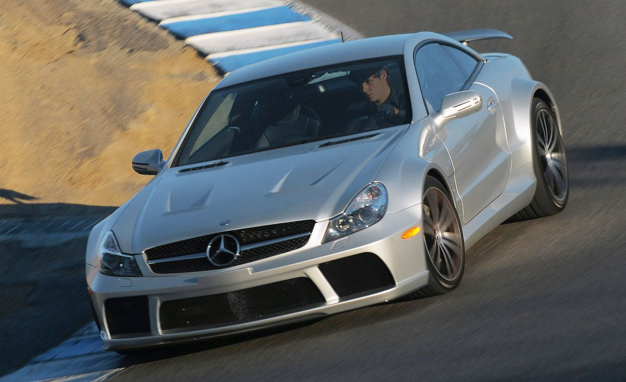 2010 mercedes-benz sl65 amg black series | first drive review