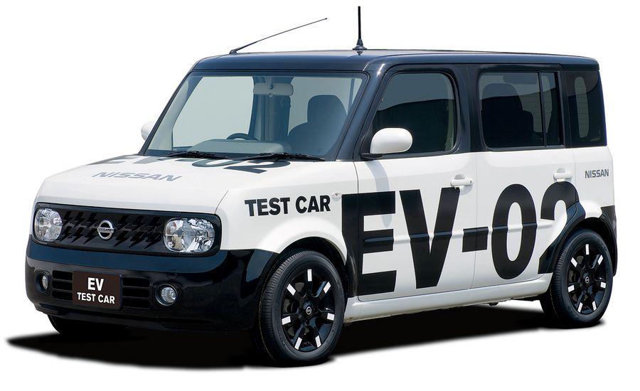 2010 Nissan EV