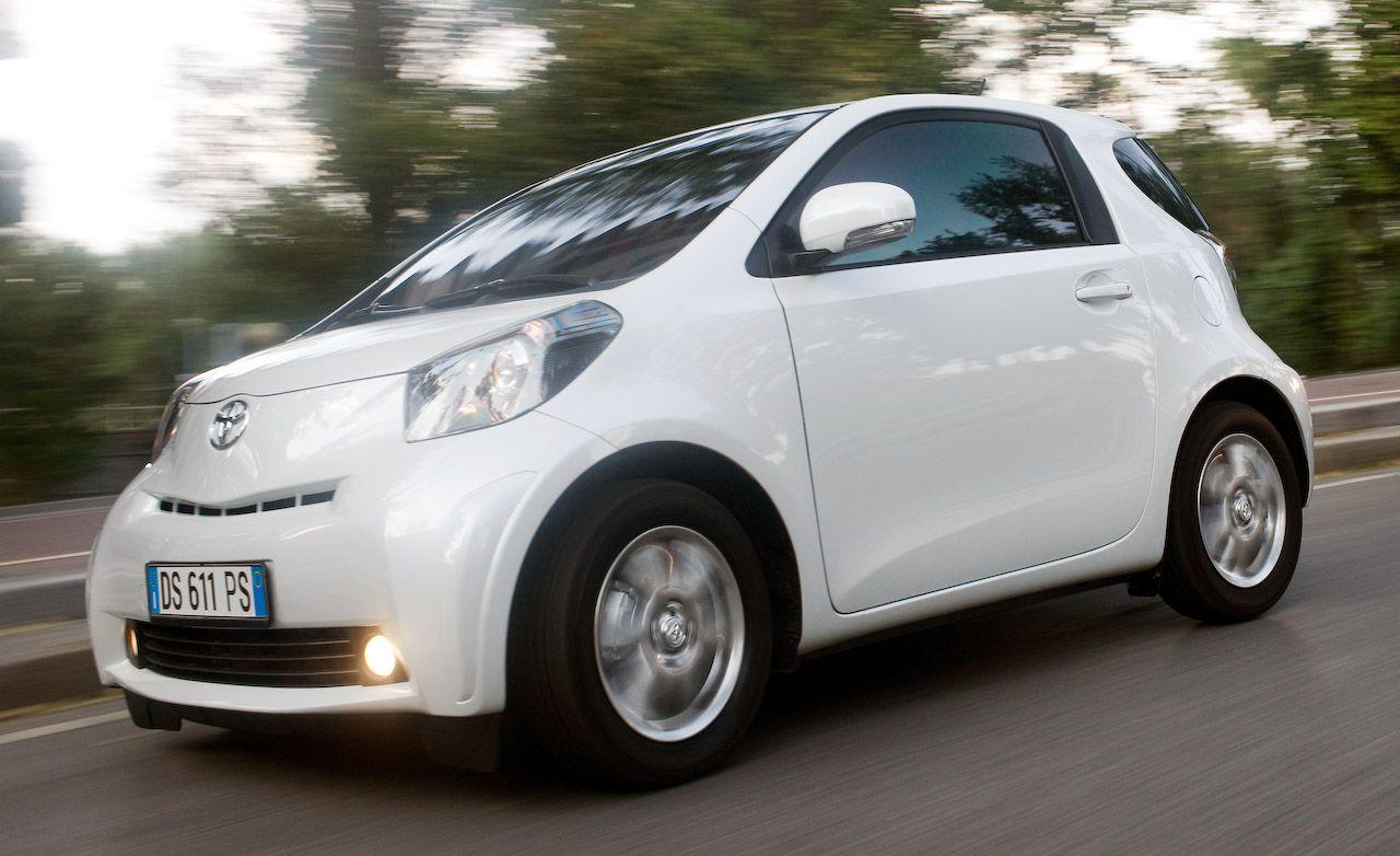 2010 Toyota iQ