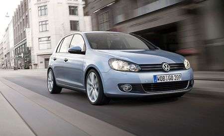 2010 Volkswagen Golf / Rabbit