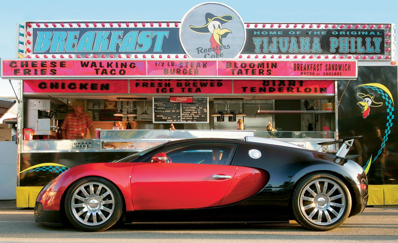 Bugatti Veyron 16.4 Great Pictures